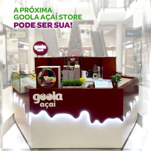 Goola Açaí Store inicia a expansão da marca em Portugal